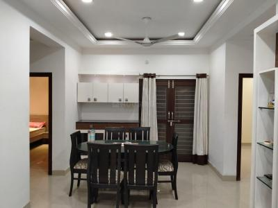 Gallery Cover Image of 1250 Sq.ft 3 BHK Apartment for buy in Tarnaka for 8500000