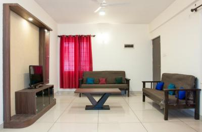 Living Room Image of PG 4642988 K R Puram in Krishnarajapura
