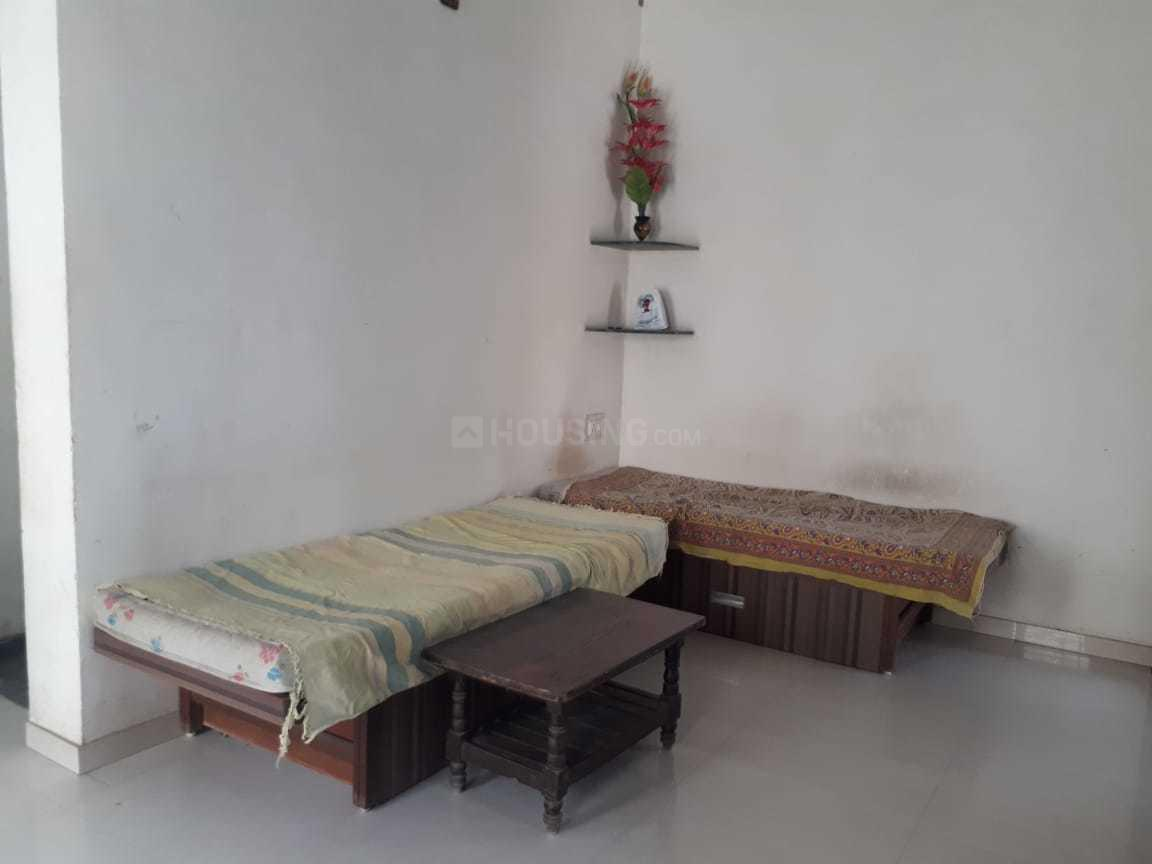 Living Room Image of 140 Sq.ft 2 BHK Apartment for rent in Thaltej for 20000