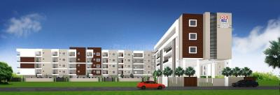 Gallery Cover Image of 644 Sq.ft 1 BHK Apartment for buy in DSMAX STARRY, Electronic City for 2254000