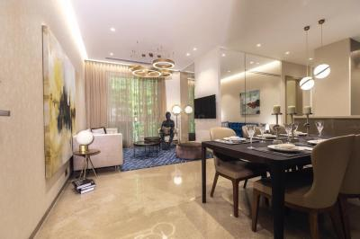 Gallery Cover Image of 560 Sq.ft 2 BHK Apartment for rent in Bandra West for 84000