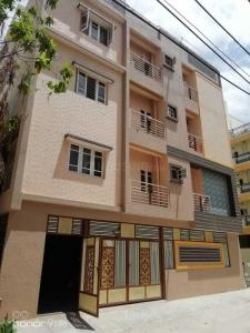 Gallery Cover Image of 900 Sq.ft 1 BHK Apartment for rent in Bommanahalli for 17500