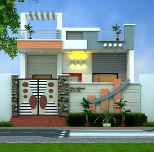 Gallery Cover Image of 750 Sq.ft 2 BHK Villa for buy in Mudichur for 3450000