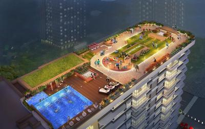 Gallery Cover Image of 1300 Sq.ft 3 BHK Apartment for buy in Suvidha Pearl, Vile Parle East for 39900000