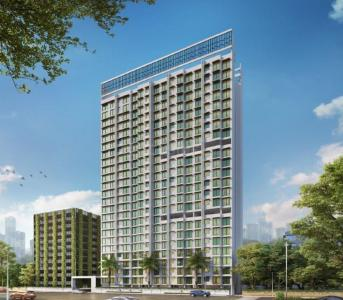 Gallery Cover Image of 500 Sq.ft 2 BHK Apartment for buy in Dadar West for 15000000