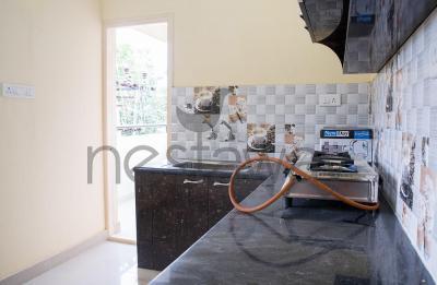 Kitchen Image of 203 Sree Wings in Mahadevapura