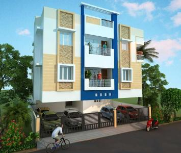 Gallery Cover Image of 1195 Sq.ft 2 BHK Apartment for buy in Sriperumbudur for 65672500