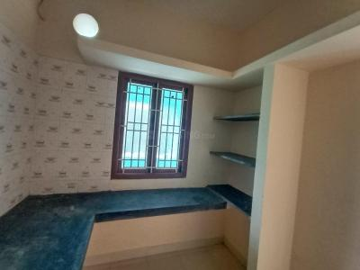 Kitchen Image of 600 Sq.ft 1 BHK Independent House for rent in Kootapalli Colony for 3500
