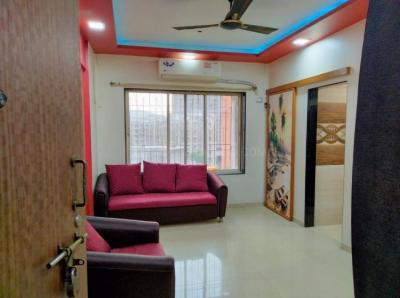 Gallery Cover Image of 650 Sq.ft 1 BHK Apartment for rent in Kasarvadavali, Kasarvadavali, Thane West for 17000