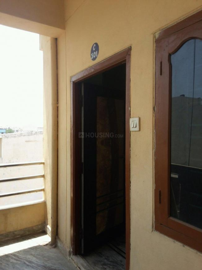 Main Entrance Image of 450 Sq.ft 1 BHK Apartment for rent in Borabanda for 5500