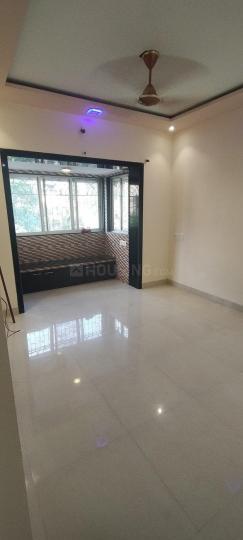Living Room Image of 1000 Sq.ft 2 BHK Apartment for rent in Kopar Khairane for 24000