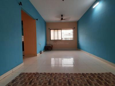 Gallery Cover Image of 590 Sq.ft 1 BHK Apartment for rent in Evershine Aquarius CHS, Vasai East for 7500