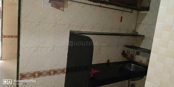 Kitchen Image of 250 Sq.ft 1 RK Independent House for rent in Bandra East for 13000