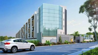 Gallery Cover Image of 617 Sq.ft 1 BHK Apartment for buy in Kalapatti for 2160000