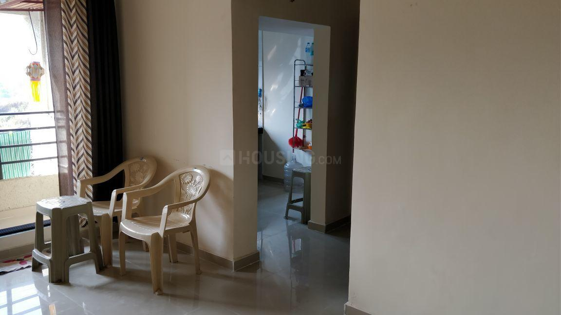 Living Room Image of 680 Sq.ft 1 BHK Apartment for rent in Badlapur East for 5500