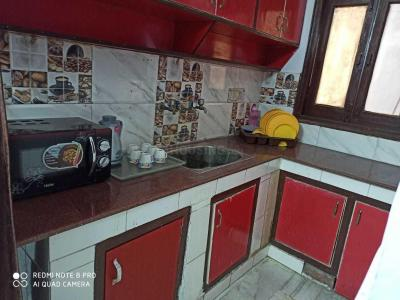 Kitchen Image of Independent Room in Lajpat Nagar