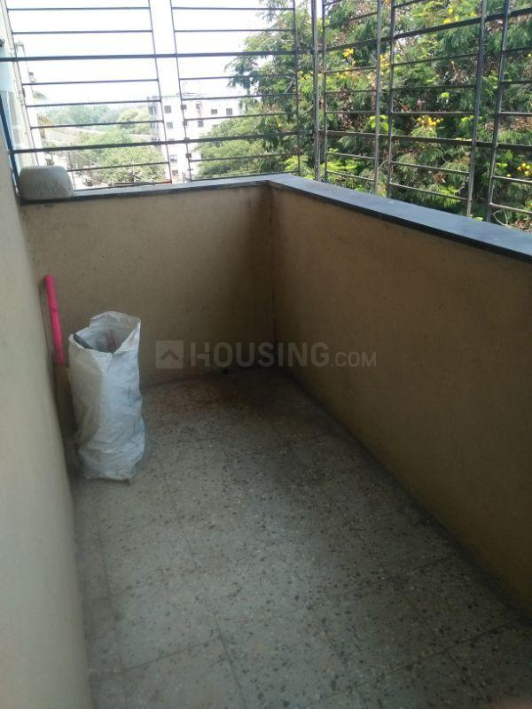 Bedroom Image of 536 Sq.ft 1 BHK Apartment for rent in Dhayari for 7500