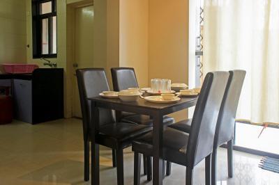 Dining Room Image of 802b Tiara Ivory Estate in Pashan