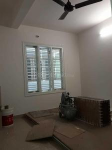 Gallery Cover Image of 1200 Sq.ft 1 BHK Independent Floor for rent in Jakkur for 13000