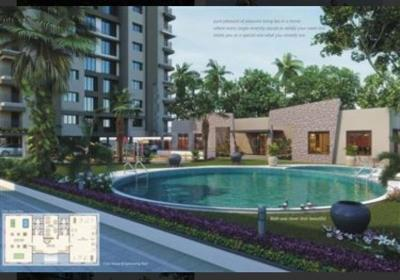 Gallery Cover Image of 1246 Sq.ft 1 BHK Apartment for buy in Happy Home Nakshatra Embassy, Palanpur for 4200000
