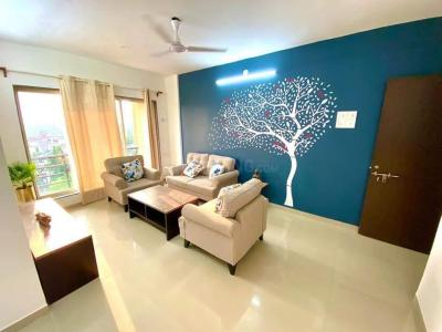 Gallery Cover Image of 725 Sq.ft 2 BHK Apartment for buy in Baba Time Balaji Platinum, Virar West for 4000000