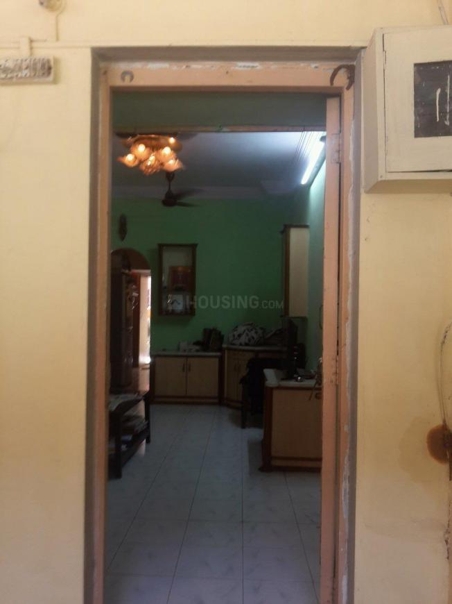 Main Entrance Image of 850 Sq.ft 1 BHK Independent House for buy in Vashi for 12000000