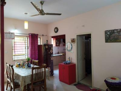 Gallery Cover Image of 1064 Sq.ft 2 BHK Independent Floor for buy in Singasandra for 5500000