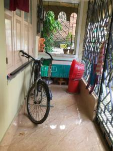 Balcony Image of 2 Room Furnished Pg(paying Guest) In Kaikhali With Single/double Sharing in Kaikhali