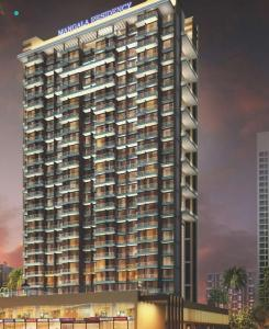 Gallery Cover Image of 1065 Sq.ft 2 BHK Apartment for buy in Rachana Mangala Residency, Taloja for 6800000