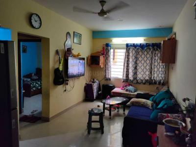 Gallery Cover Image of 589 Sq.ft 1 BHK Apartment for rent in Electronic City for 14700