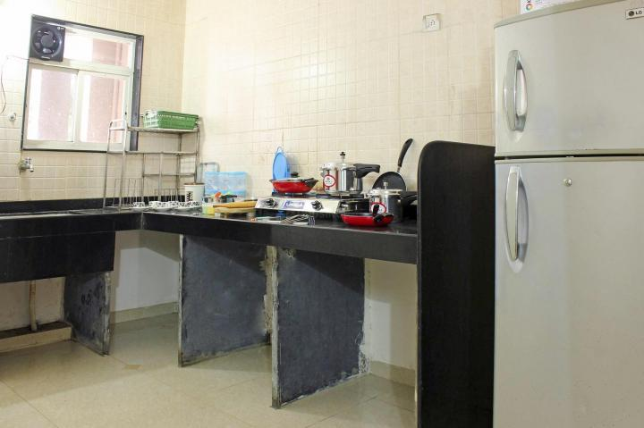 Kitchen Image of PG 4643163 Aundh in Aundh