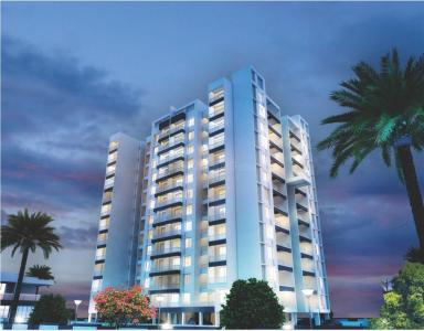 Gallery Cover Image of 1367 Sq.ft 2 BHK Apartment for buy in Sus for 7300000