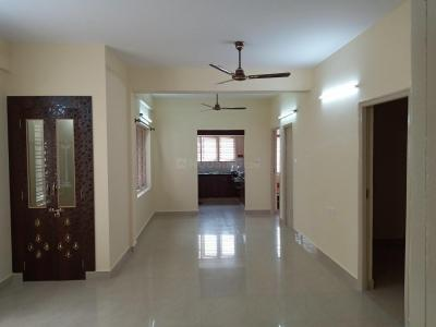 Gallery Cover Image of 1275 Sq.ft 3 BHK Apartment for buy in Yamunothri Apartment, J P Nagar 8th Phase for 5400000