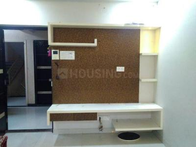 Gallery Cover Image of 585 Sq.ft 1 BHK Apartment for rent in Rosa Royale, Hiranandani Estate for 21000