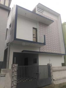 Gallery Cover Image of 800 Sq.ft 2 BHK Independent House for buy in Rathinamangalam for 3800000