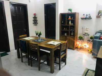 Gallery Cover Image of 1500 Sq.ft 2 BHK Independent Floor for rent in Sector 43 for 25000