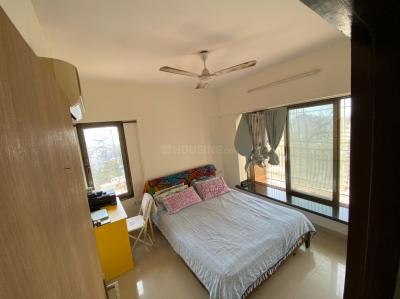 Gallery Cover Image of 640 Sq.ft 1 BHK Apartment for rent in Pegasus Tower, Andheri West for 38000
