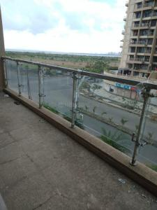 Gallery Cover Image of 1100 Sq.ft 2 BHK Apartment for rent in Delta Tower, Ulwe for 15000