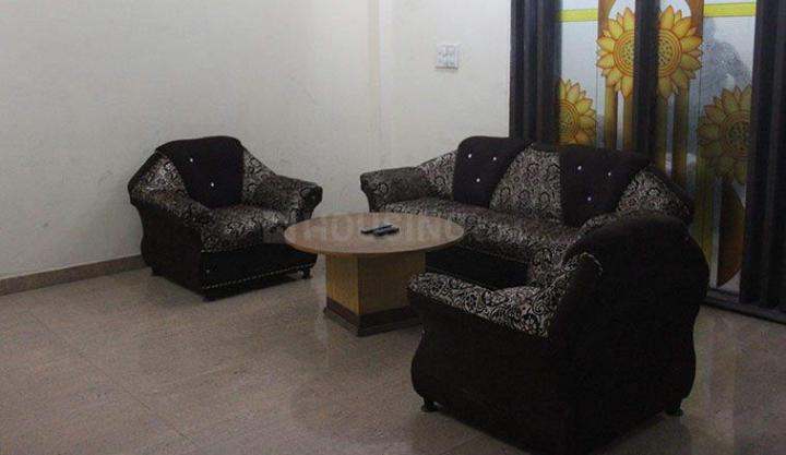 Living Room Image of Om PG in Pratap Vihar