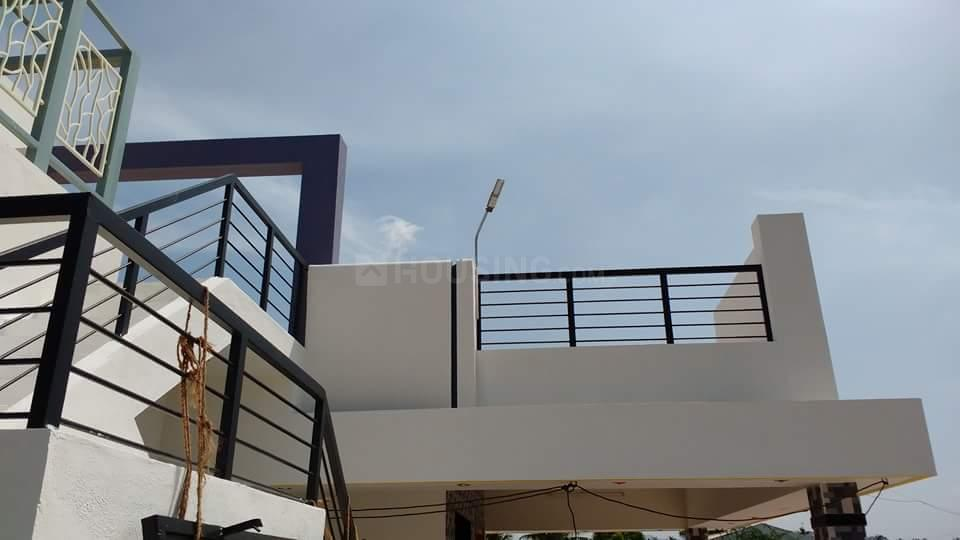 Terrace Image of 840 Sq.ft 2 BHK Independent House for buy in Kalapatti for 3700000
