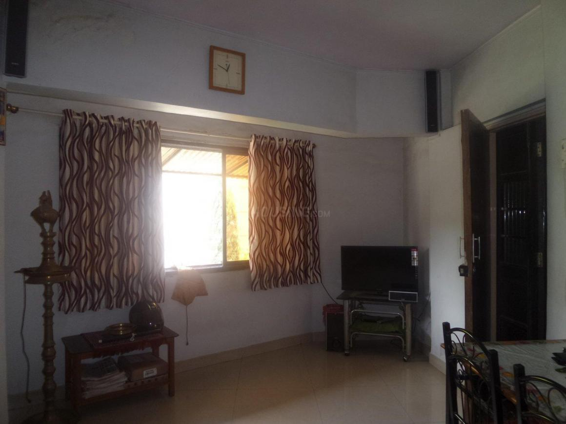 Living Room Image of 800 Sq.ft 2 BHK Independent Floor for rent in Andheri East for 40000