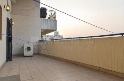 Balcony Image of 602 Cosmos Prime in Magarpatta City