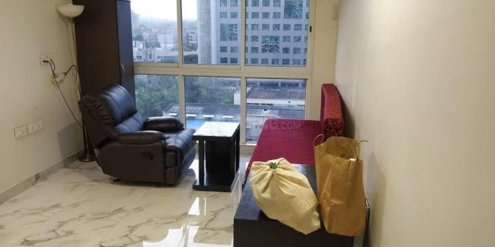 Living Room Image of 1150 Sq.ft 2 BHK Apartment for rent in Raheja Ridgewood, Goregaon East for 55000