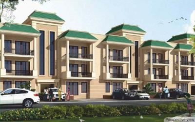Gallery Cover Image of 1500 Sq.ft 3 BHK Independent Floor for rent in Sector 14 for 11000