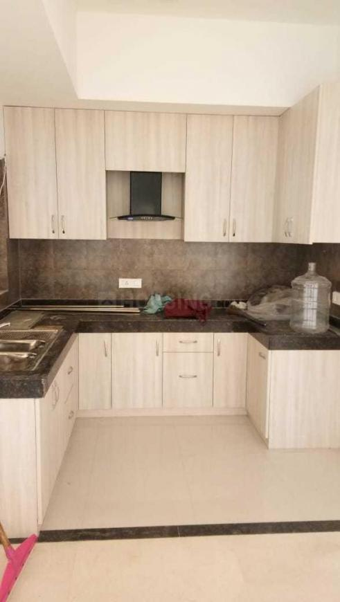 Kitchen Image of 1449 Sq.ft 3 BHK Independent Floor for rent in Sector 70A for 20000