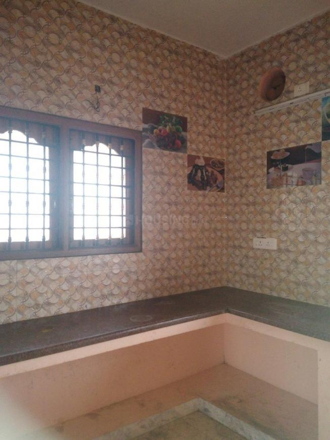 Kitchen Image of 1400 Sq.ft 3 BHK Independent House for rent in Vandalur for 9000