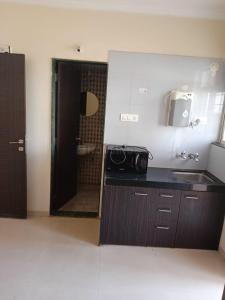 Kitchen Image of Studio Flat in Mundhwa