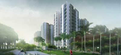 Gallery Cover Image of 817 Sq.ft 2 BHK Apartment for buy in Joka for 3150000