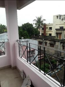 Balcony Image of PG 4193011 Rajarhat in Rajarhat
