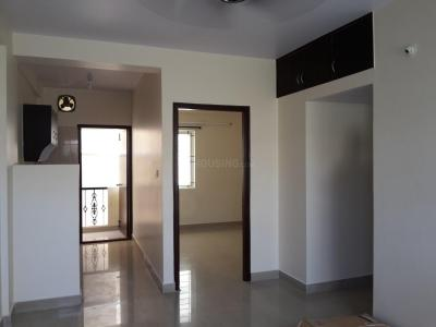 Gallery Cover Image of 550 Sq.ft 1 BHK Apartment for rent in Murugeshpalya for 14000